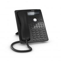 Snom D725 12-Line 18-Button SIP Deskphone GIG PoE