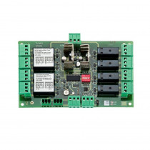ASSA ABLOY SMARTair™ Update on Card (UoC) Lift Control Board - 8 Relay