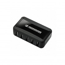 Sennheiser MCH 7 Multi USB Power Distributor - Requires DW Office Power Supply & CH 10 Cables (not included)