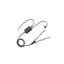 Sennheiser CEHS-PA 01 EHS Adapter Cable for Panasonic KX-NT/KX-UT & KX-DT Phones that support EHS Cables