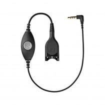 EPOS | Sennheiser CMB 01 CTRL Headset Cable - ED to 3.5mm