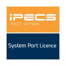 Ericsson-LG iPECS UCP600 System Port Expansion Licence - 50 Ports