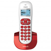 Vtech ES2110A Cordless Telephone Red
