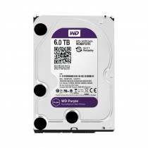 6TB SATA Surveillance Purple Hard Drive