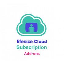 Lifesize Virtual Meeting Room - 1 Year Subscription