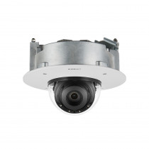 Hanwha Wisenet 7 4K Int Flush Dome Camera WDR IR IP52 2.8-8.4mm