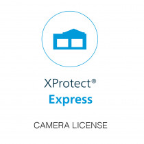 Milestone XP Express XPEXCL Camera License - No SUP