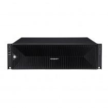 Hanwha Wisenet AI 64 CH NVR 400Mbps RAID Dual PSU 16 SATA No HDD