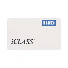 HID iCLASS ISO Card (HID 2000)
