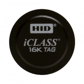HID iCLASS Adhesive Tag - Indent only (HID 2060)