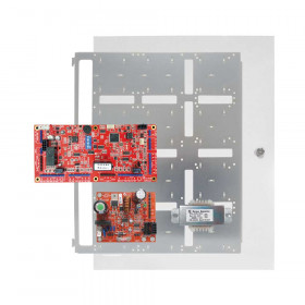 Inner Range Integriti Intelligent LAN Access Module (ILAM) with Large Cabinet & 2 Amp PSU