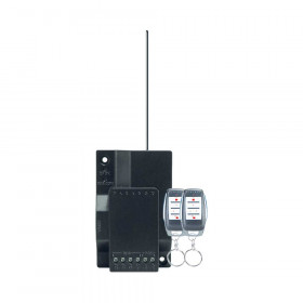 Paradox RX1 Receiver with 2x REM15 Remotes
