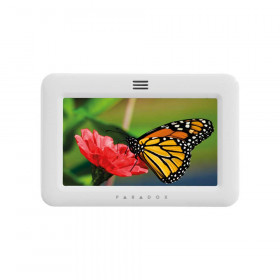 Paradox TM50 Touch Interface Touch Screen - White