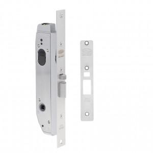 Lockwood 6782ELNZSS 38mm Backset - No Cylinder - Monitored
