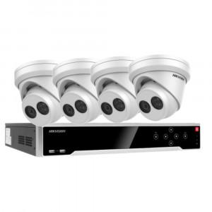 4K PROMO KIT 2 – 16 Channel NVR & 4 Turret Cameras