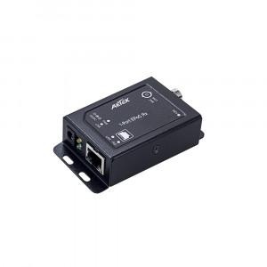 AETEK XE11 1 Port PoE PD EPoC RX adapter PoE Input