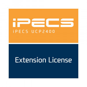Ericsson-LG iPECS UCP2400 3rd Party SIP Extension License - 1 port