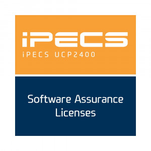 Ericsson-LG iPECS UCP2400 Default Maintenance Software Assurance License - 1 Year