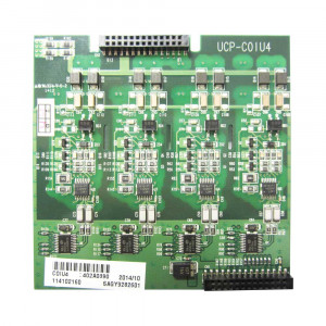 Ericsson-LG iPECS UCP100 4 Port CO Interface Unit