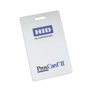 HID Prox Card II Off the Shelf Proximity Access Card (HID 1326)