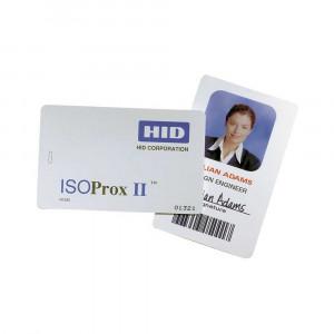 HID ISO Prox II Customer Selected Proximity / Photo ID Card (HID 1386)