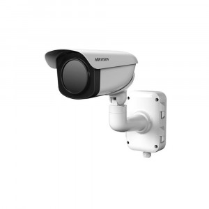 Hikvision DS-2TD2366-100 Single Lens 640 Thermal Bullet Camera with 100mm Lens - Varying 8℃ (Max 150℃)