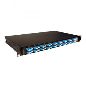 Legrand LCS3 Fibre Rotative Drawer 36LC Duplex SM 1U