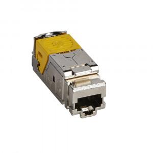 Legrand LCS3 Connector Cat6A RJ45 UTP 6pcs