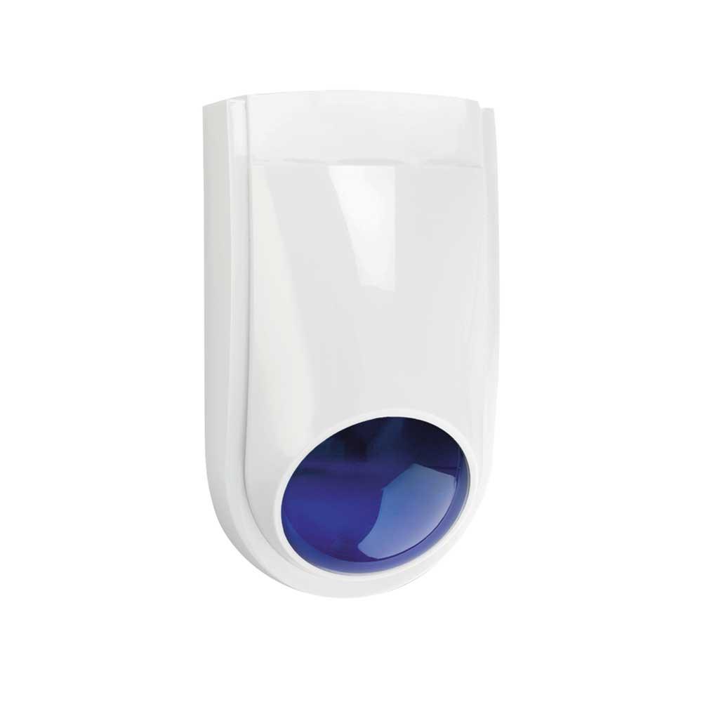 WP06 Mini External Siren/Strobe