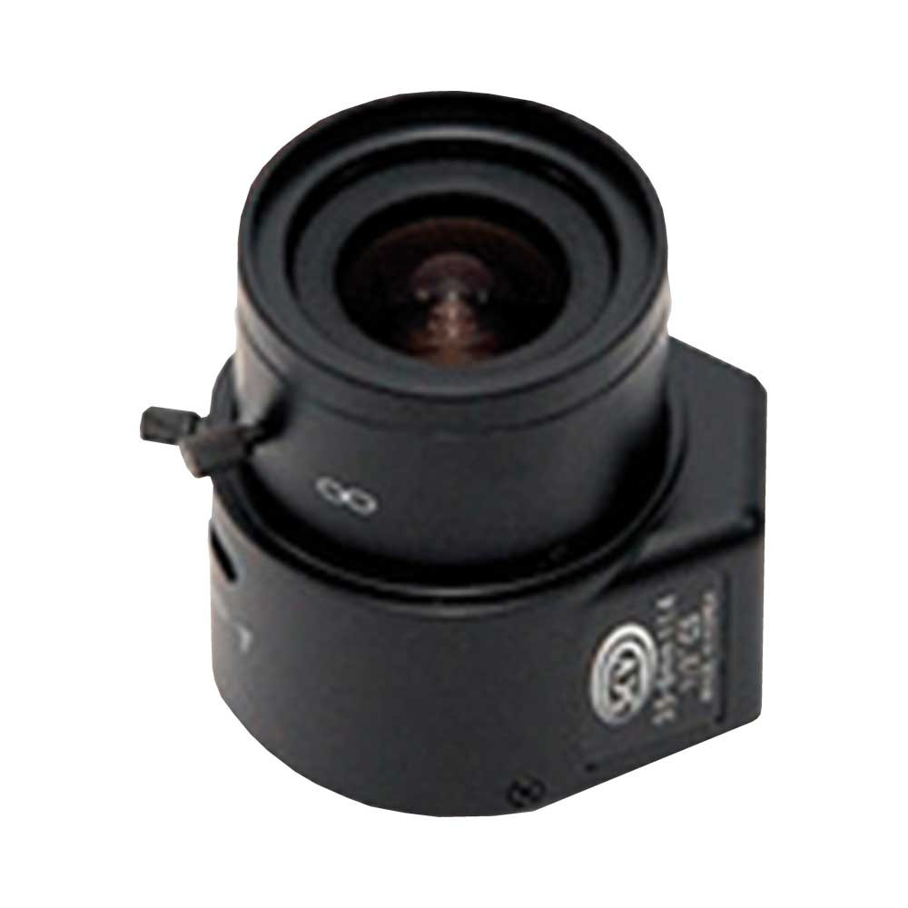 "3.5-8mm 1/3"" F1.4 CS Mount Varifocal DC Drive Auto Iris Lens"