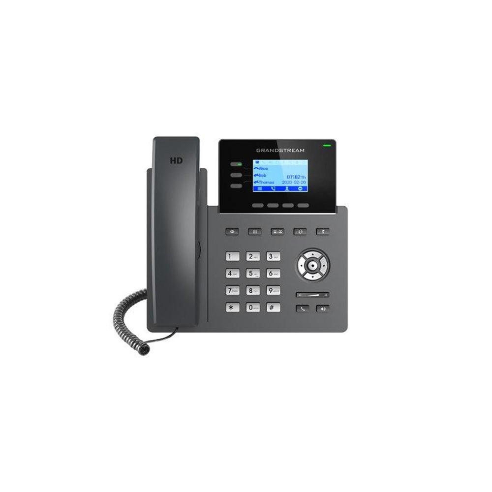 Grandstream GRP2604P SIP Deskphone - PoE