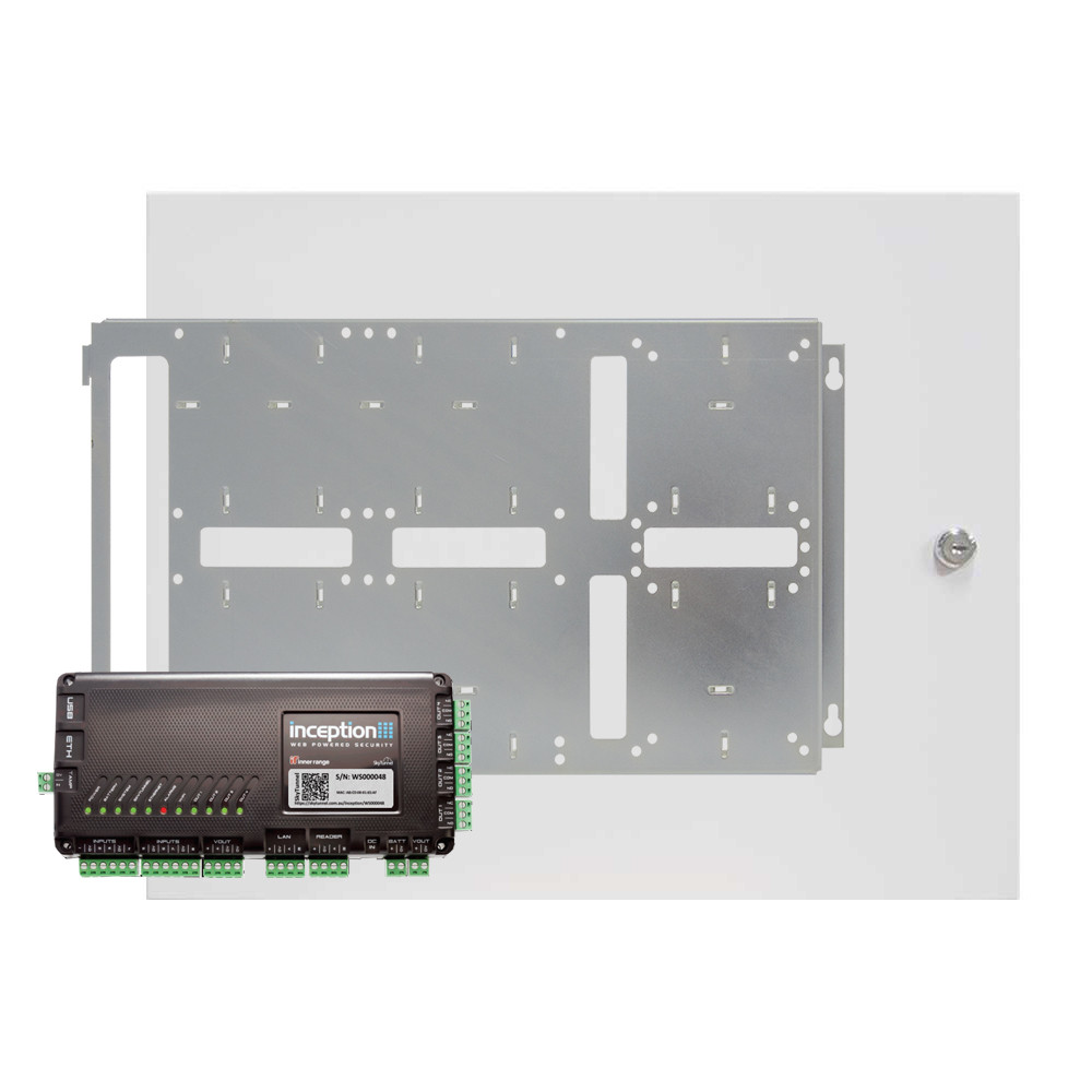 Inner Range Inception Controller in Standard Cabinet