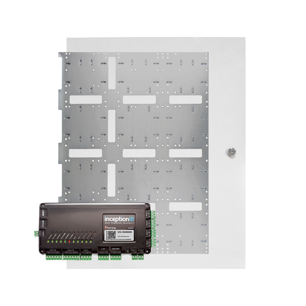 Inner Range Inception Controller in Large Cabinet