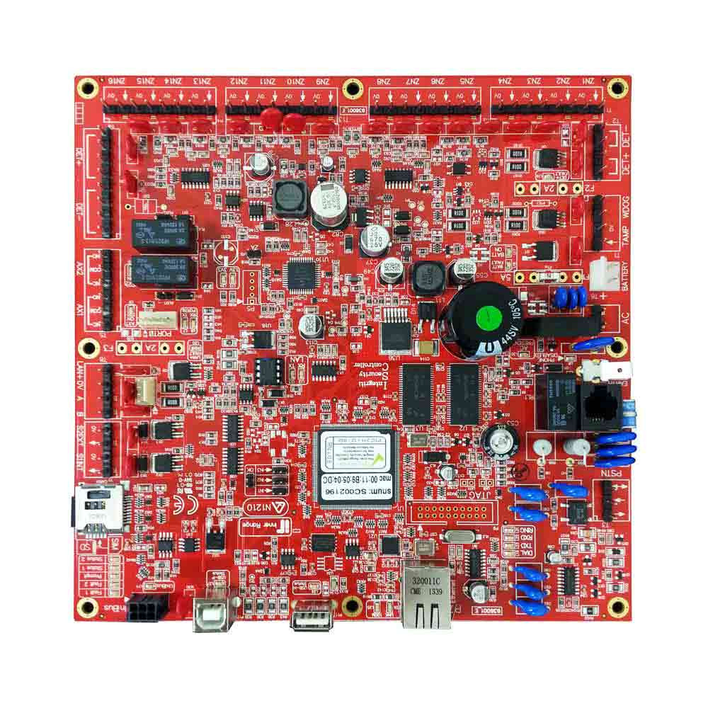 Inner Range Integriti Security Controller (ISC) - PCB only