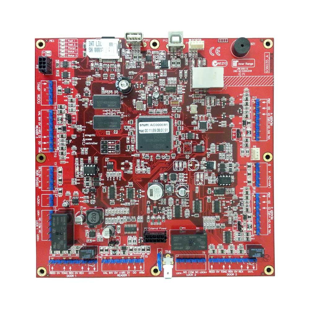 Inner Range Integriti Access Controller (IAC) - PCB only