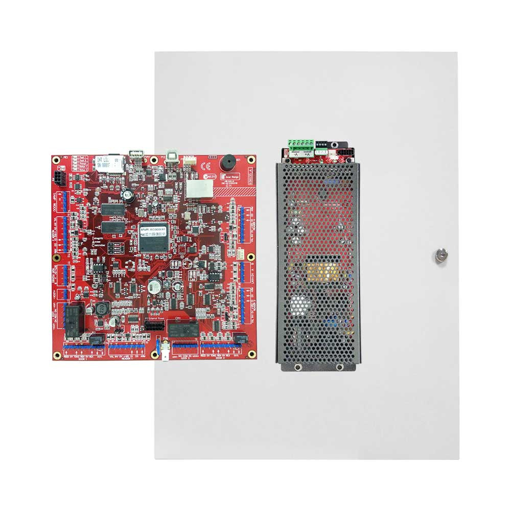 Inner Range Integriti Access Controller (IAC) - Mega Cabinet with 8A Smart PSU