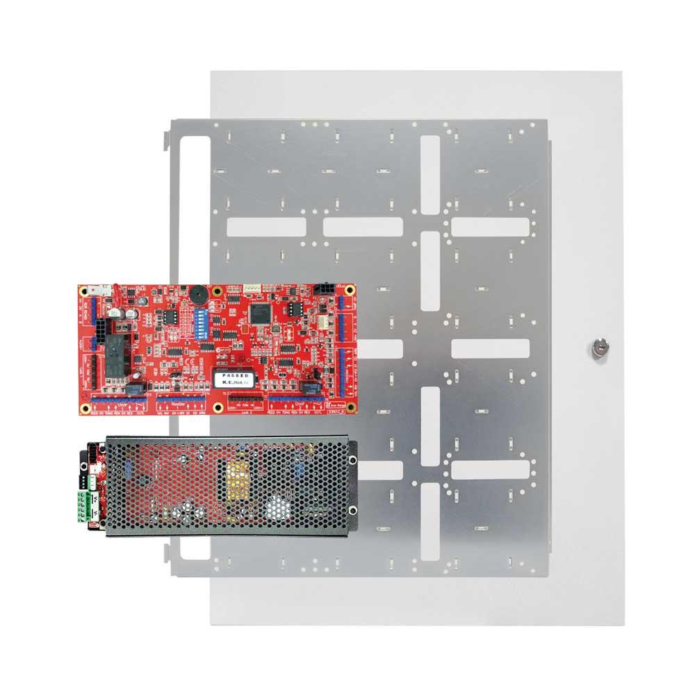 Inner Range Integriti Intelligent LAN Access Module (ILAM) with Mega Cabinet & 8 Amp Smart PSU