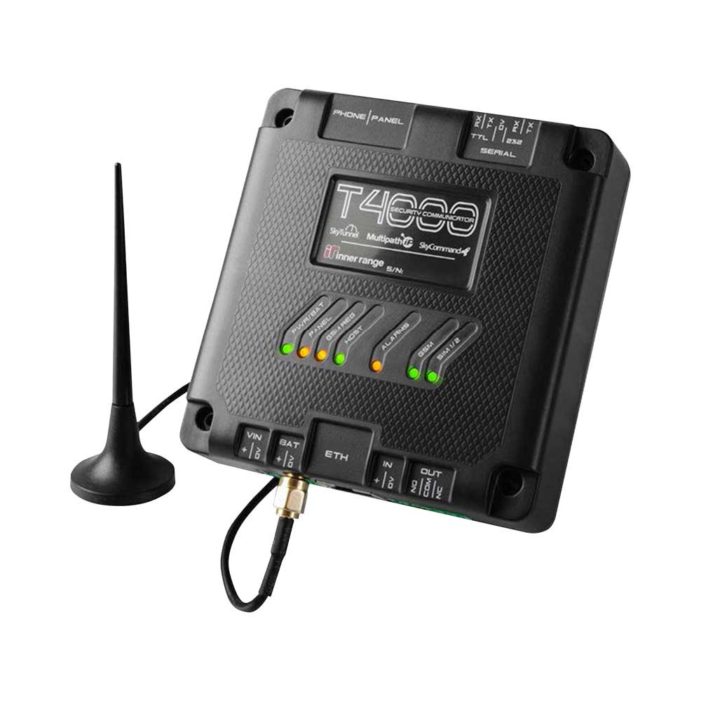 Inner Range T4000 Multipath 3G/IP Communicator