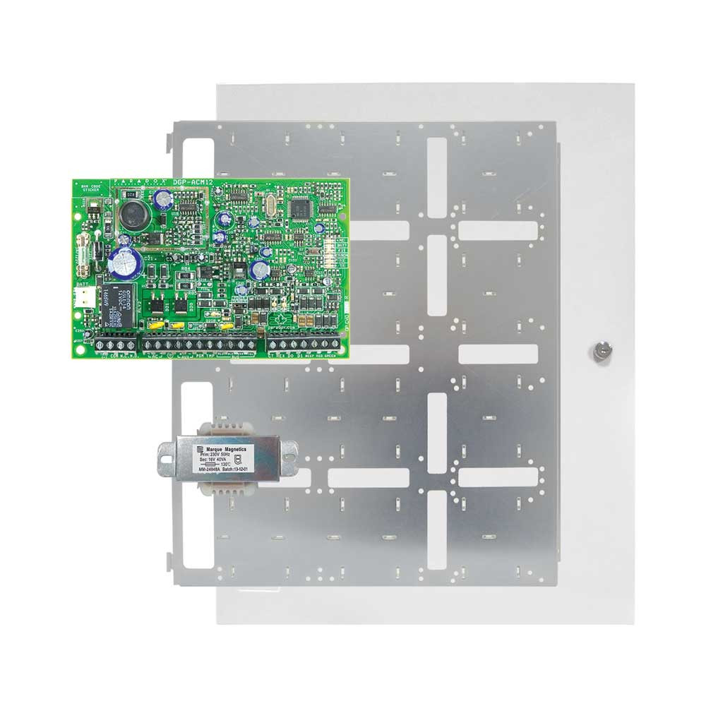 Paradox ACM12 Single Door Access Module with Large Cabinet