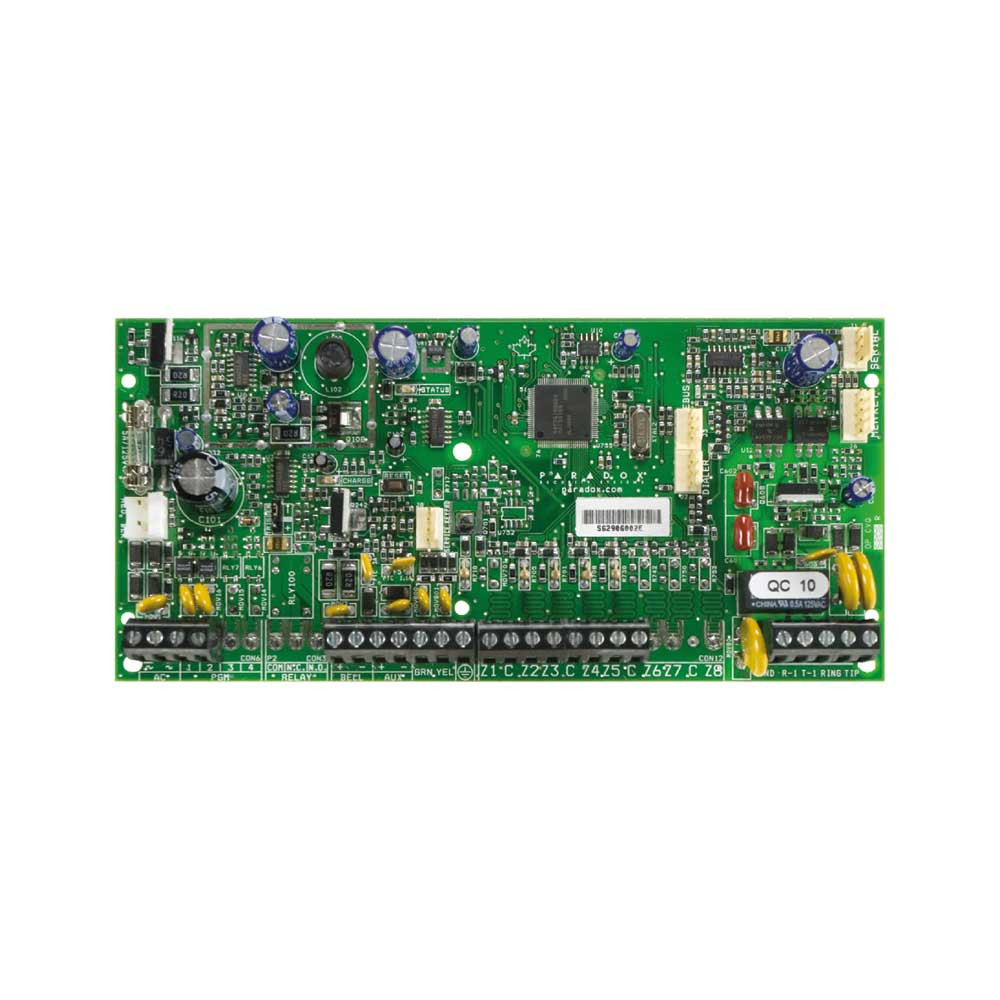 Paradox SP5500 Control Panel - PCB only