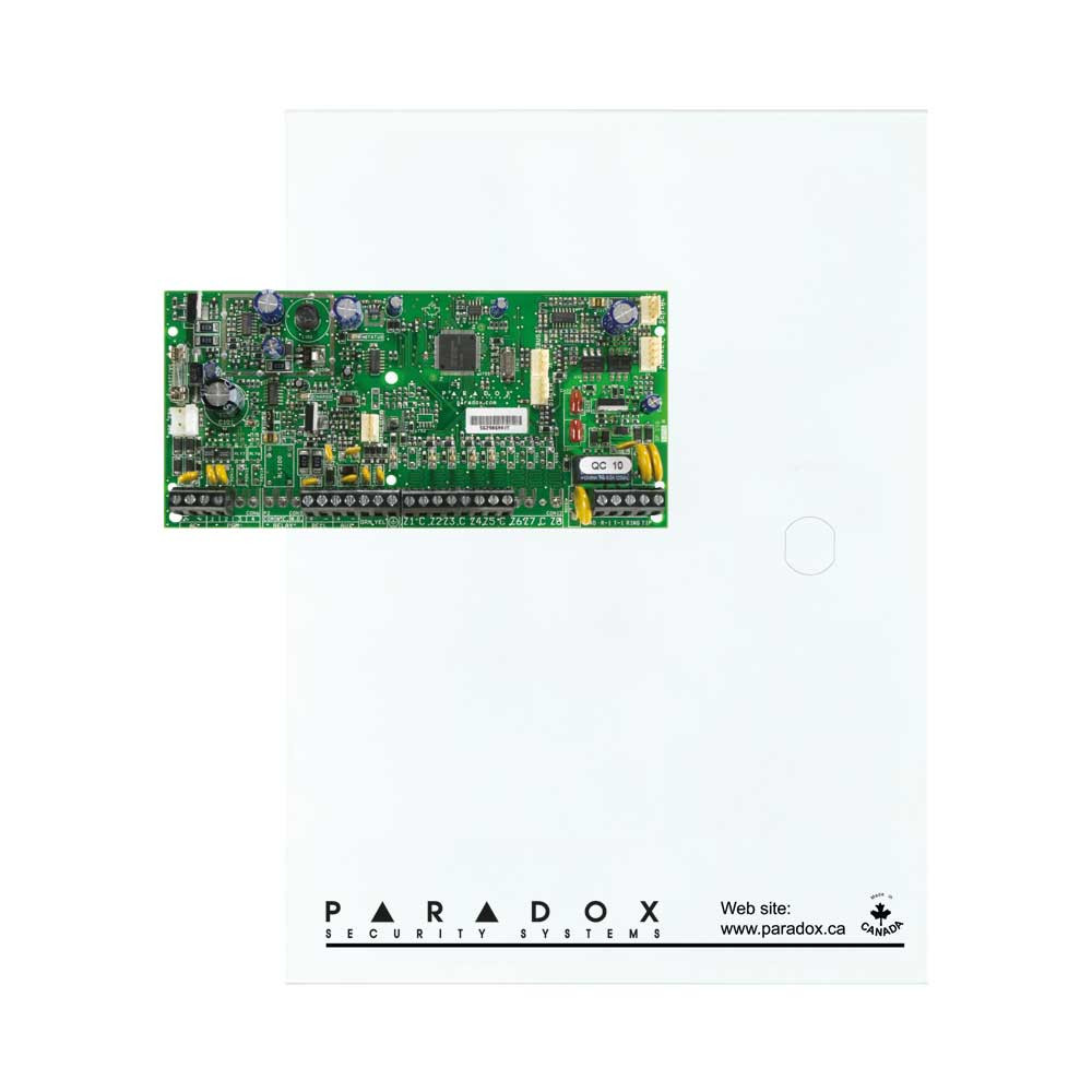 Paradox SP5500 with Small Cabinet