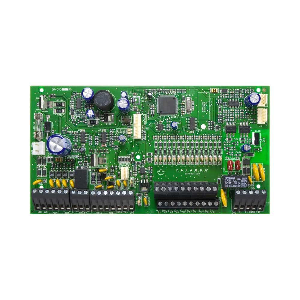 Paradox SP7000 Contol Panel - PCB only