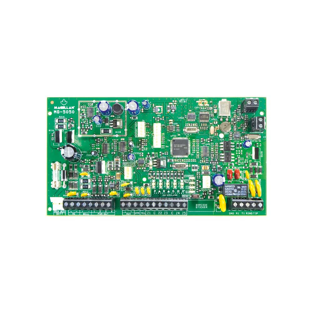 Paradox MG5050 Control Panel - PCB only