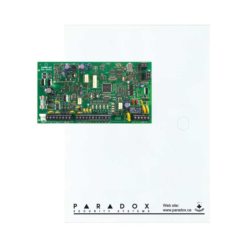 Paradox MG5050 with Small Cabinet