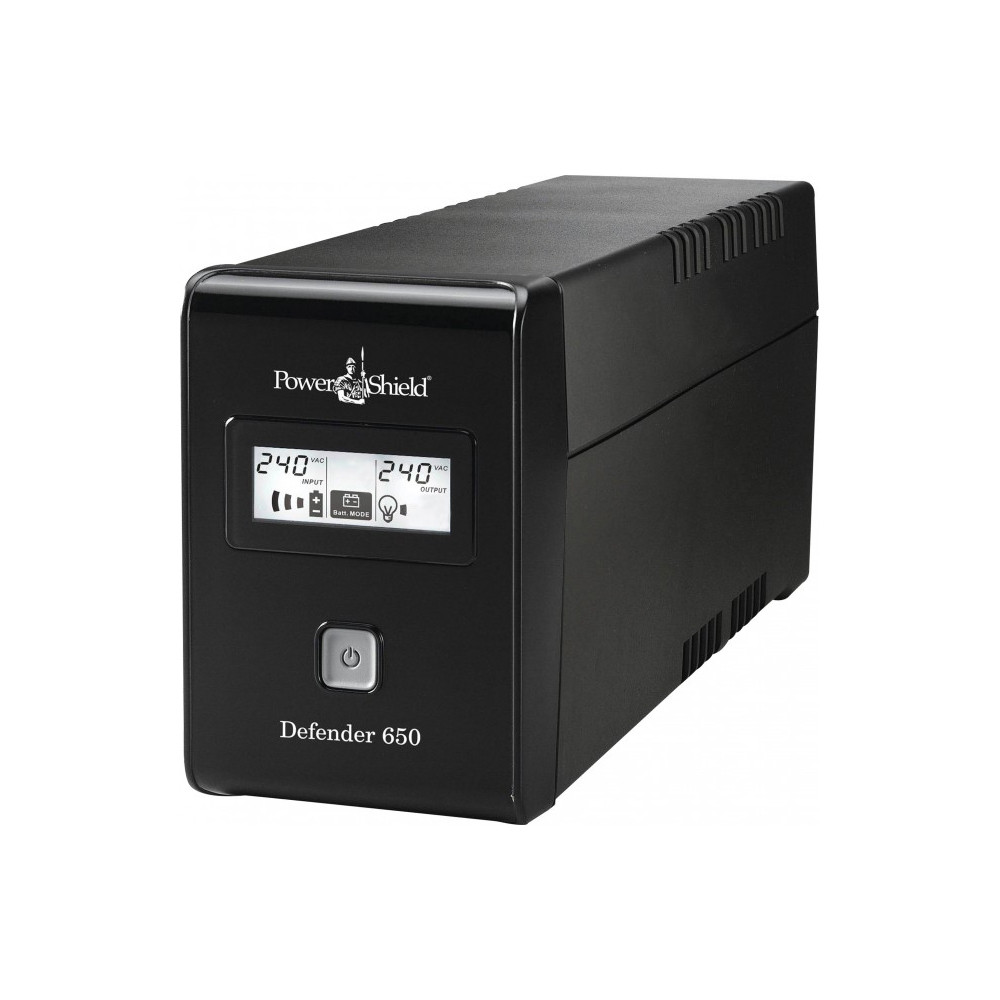 PowerShield PSD650 Defender UPS 650VA 390W