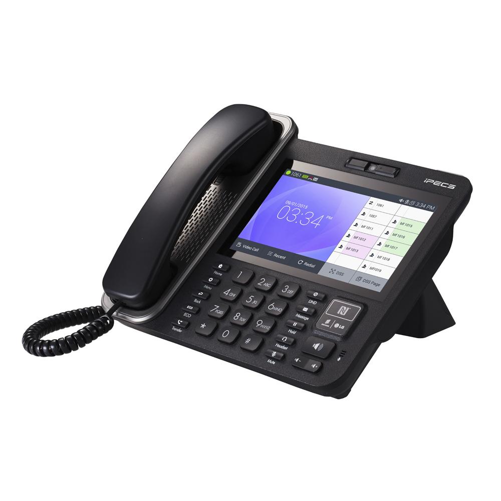 ericsson lg ipecs lip 9071 desktop video touchscreen phone ip telephones telephones. Black Bedroom Furniture Sets. Home Design Ideas