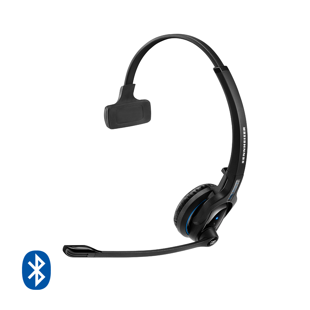 sennheiser mb pro 1 bluetooth professional monaural headset. Black Bedroom Furniture Sets. Home Design Ideas