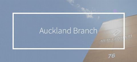 Auckland Branch Banner