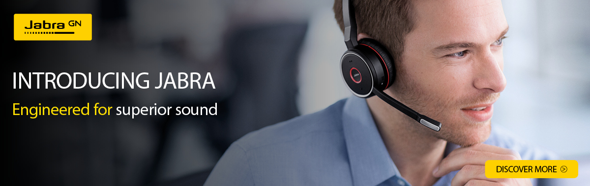 Jabra Headsets Distributor New Zealand