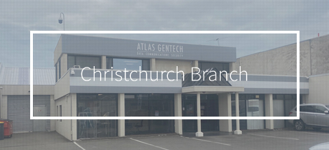 AG Christchurch Branch Banner